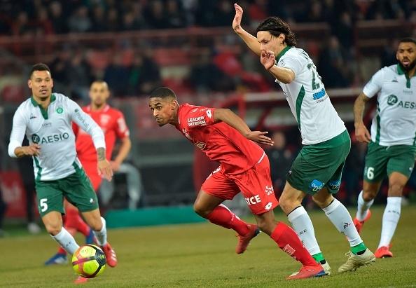 Dijon-ASSE 0-1 - Au forceps, les Verts s'offrent le droit de rêver