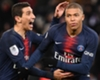 PSG duo Angel Di Maria and Kylian Mbappe
