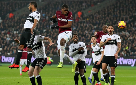 West Ham's Issa Diop pleased after scoring first Premier League goal