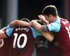 Burnley celebrate Ashley Barnes scoring against Tottenham
