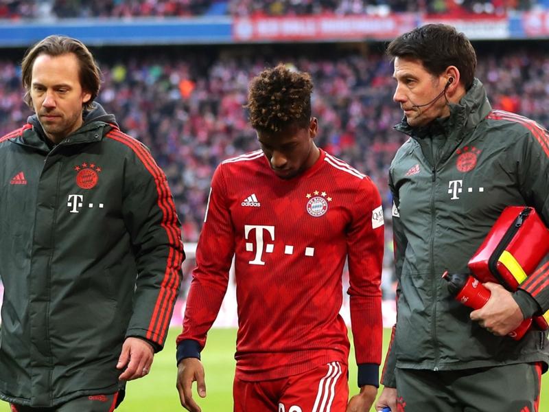 Bayern Munich - Niko Kovac inquiet pour Kingsley Coman