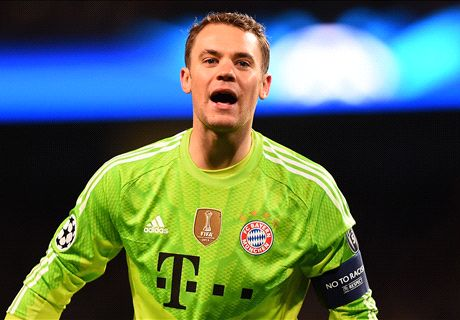 Neuer: We know nothing about Shakhtar
