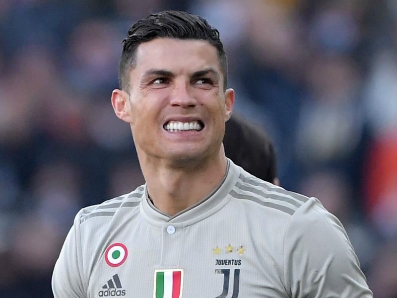"""Juventus, Roberto Mancini : """"Cristiano Ronaldo ne fait pas ce qu'il a fait dans le passé"""""""