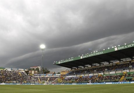 Parma valt in buitenlandse handen