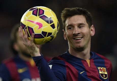 La cumbia de Leo Messi