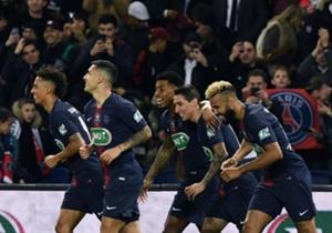 Hasil Pertandingan: Paris Saint-Germain 3-0 Dijon