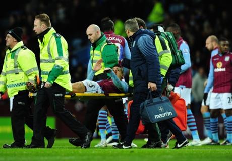 Aston Villa : Westwood out un mois