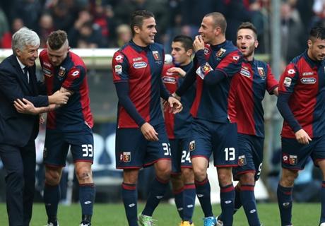 Serie A EdT: FC Genua im Fokus