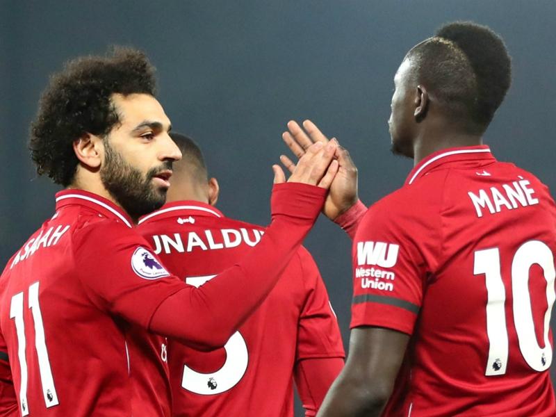 Sadio Mane, Mohamed Salah nominated for Liverpool award