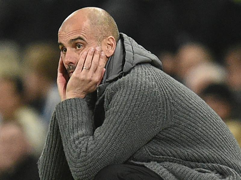 Demanding schedule to blame for De Bruyne injury, says Guardiola