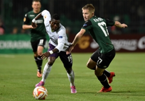 Atsu takes on Krasnodar
