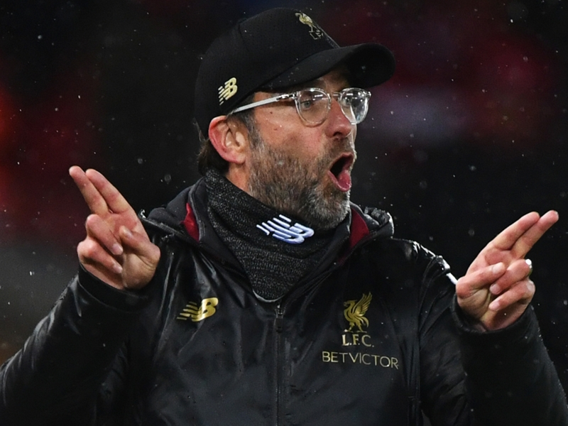 'You think it's PlayStation?' - Klopp hits back at Liverpool criticism following Everton draw