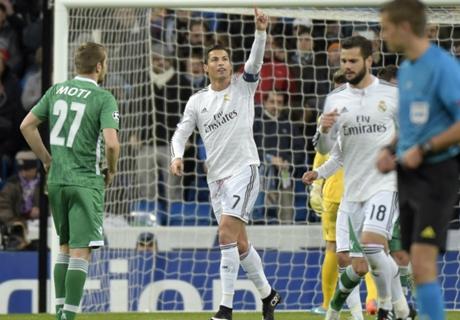 Laporan: Madrid 4-0 Ludogorets