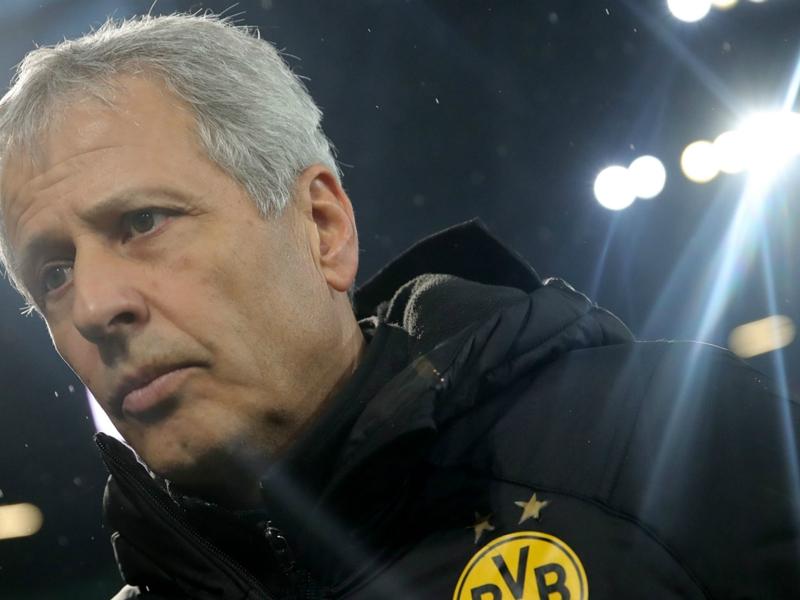 """VIDEO - Dortmund, Lucien Favre : """"Nous avons perdu la qualification à Londres"""""""
