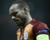 Agent: Sneijder to stay at Galatasaray