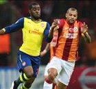 Ratings: Galatasaray 1-4 Arsenal