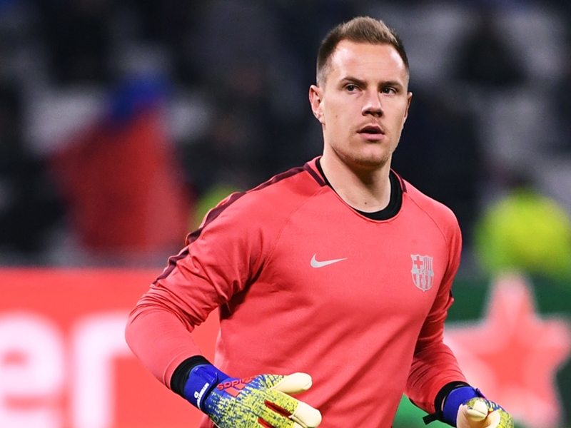 Ambitious Ter Stegen did not 'attack' Neuer - Low