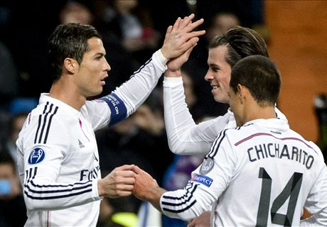 Report: Real Madrid 4-0 Ludogorets