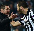 """Simeone: """"La Juve sarà un pericolo per tutti"""""""