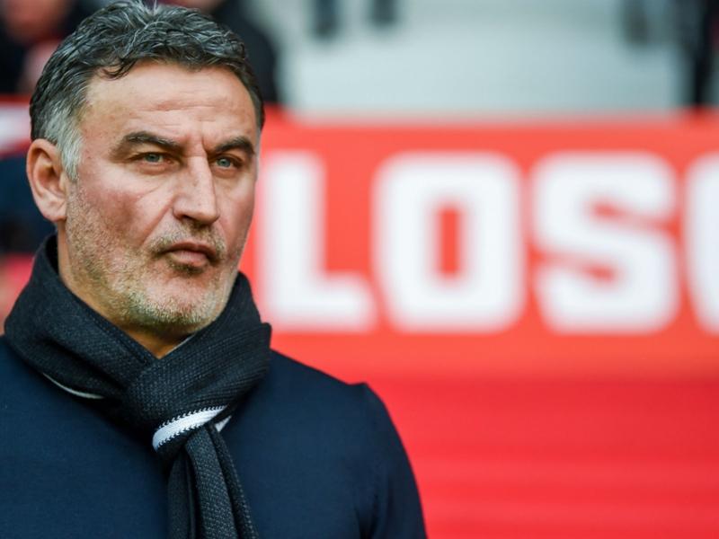 "VIDEO - Lille, Christophe Galtier : ""Il faut assumer"""