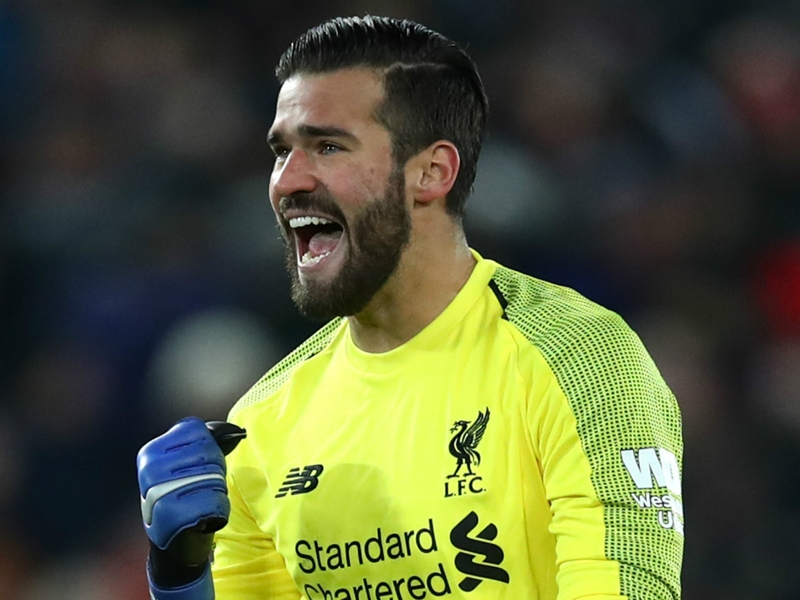 "Bayern - Liverpool : Alisson : ""La Premier League ou la Ligue des champions ? On choisit les deux !"""
