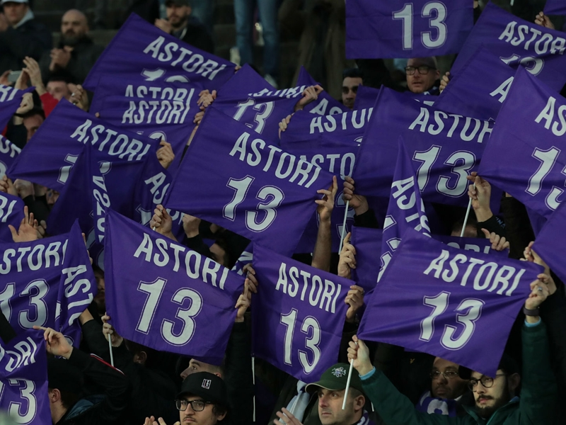 Davide Astori - Un an après sa mort, la Fiorentina et l'Italie ne l'ont pas oublié
