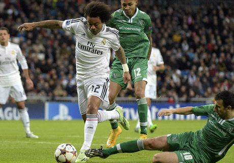 Ancelotti: Marcelo best LB in the world