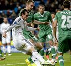Spelersrapport: Real Madrid - Ludogorets