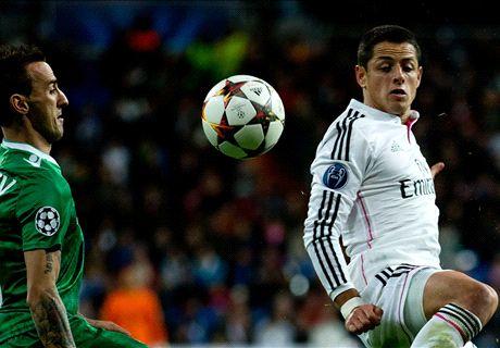 Chicharito bleibt bei Real Madrid