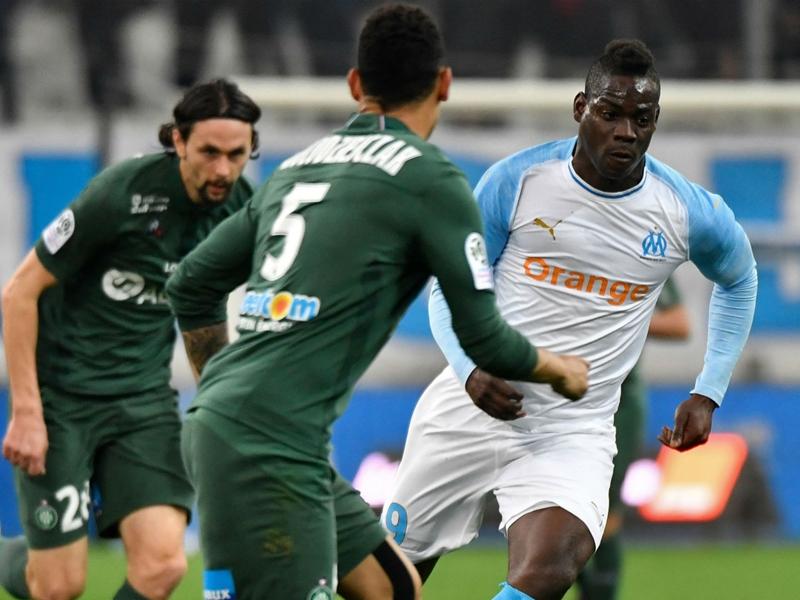Gasset, Balotelli, Mandanda...Les réactions après OM-ASSE (2-0)