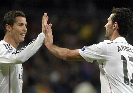 El Madrid alcanza su 19ª victoria seguida