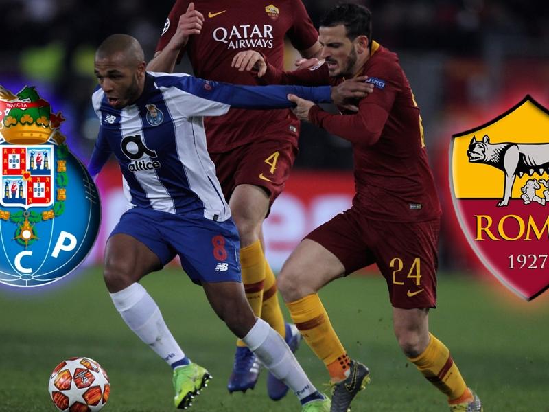 Porto - Roma | streaming, chaîne TV, horaire, compos : toutes les infos pratiques sur le 8e de finale retour de Ligue des champions