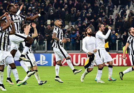 Juventus Bisa Berjaya Di Eropa