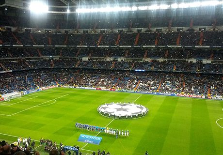 Madrid to name ground Cepsa Bernabeu