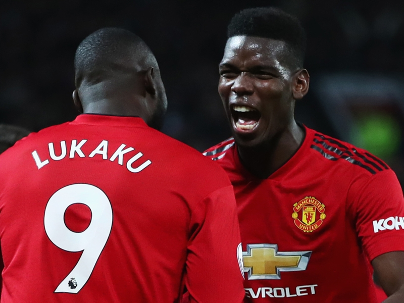 Lukaku sends cryptic message after report of bust-up with Pogba over penalty miss