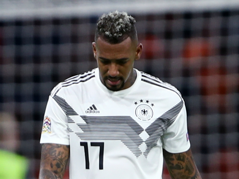 'I'm convinced I can still play at the highest level' - Boateng upset to be axed by Germany
