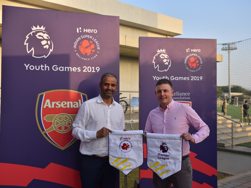Premier League Director of Football Administration Richard Garlick hoping to see Indian players in England