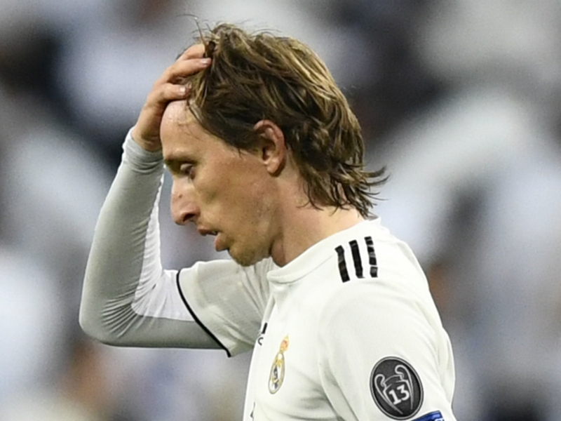 The shocking stats behind Real Madrid's historical Champions League defeat to Ajax