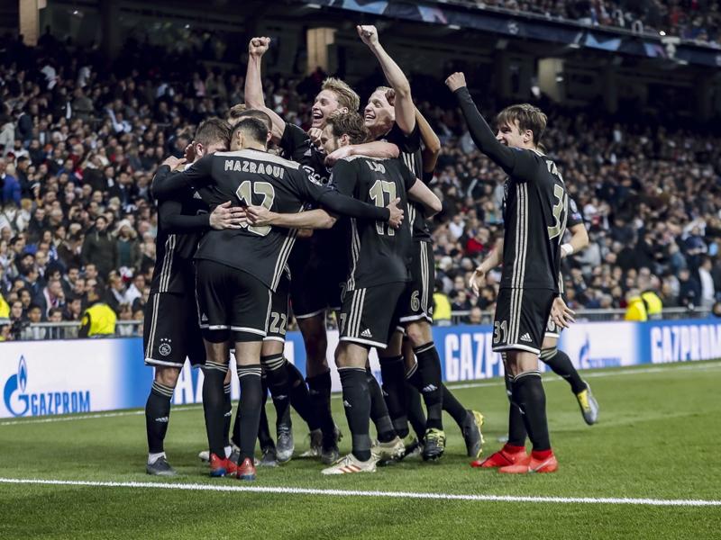 Real Madrid-Ajax Amsterdam (1-4) : Le triple champion d'Europe en titre sort par la petite porte