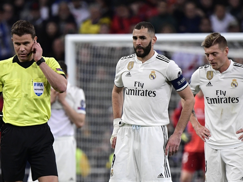 """Real Madrid - """"Ici repose une équipe qui a marqué l'histoire"""", le choc dans la presse après l'élimination par l'Ajax en Ligue des champions"""