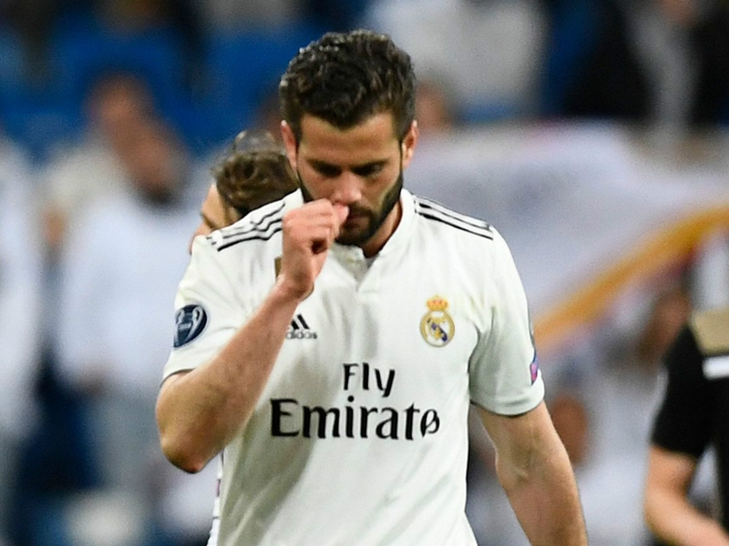 Ajax defeat a 'turning point' for Real Madrid, says Nacho