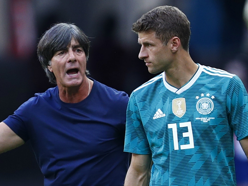 'Totally dumbfounded' Muller admits anger at Low following Germany axing