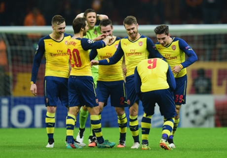 Ramsey: Gala strike is my best