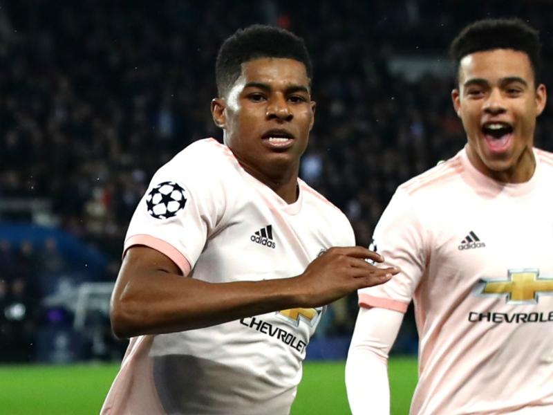 Paris Saint-Germain 1 Manchester United 3 (3-3 agg): Last-gasp Rashford penalty secures historic comeback
