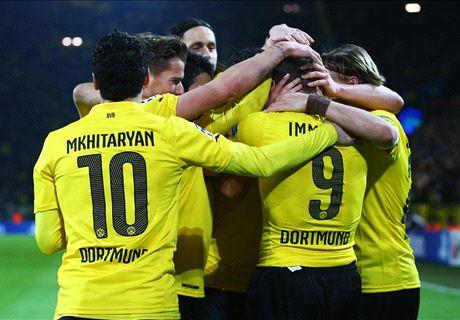 Dortmund Tidak Coret UCL