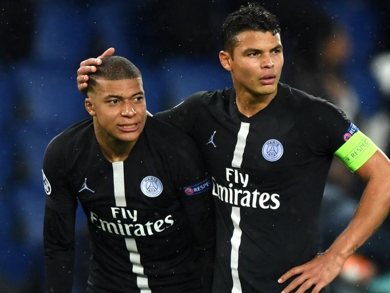 Ligue des champions - Le PSG éliminé, les stats accablantes du fiasco face à Manchester United