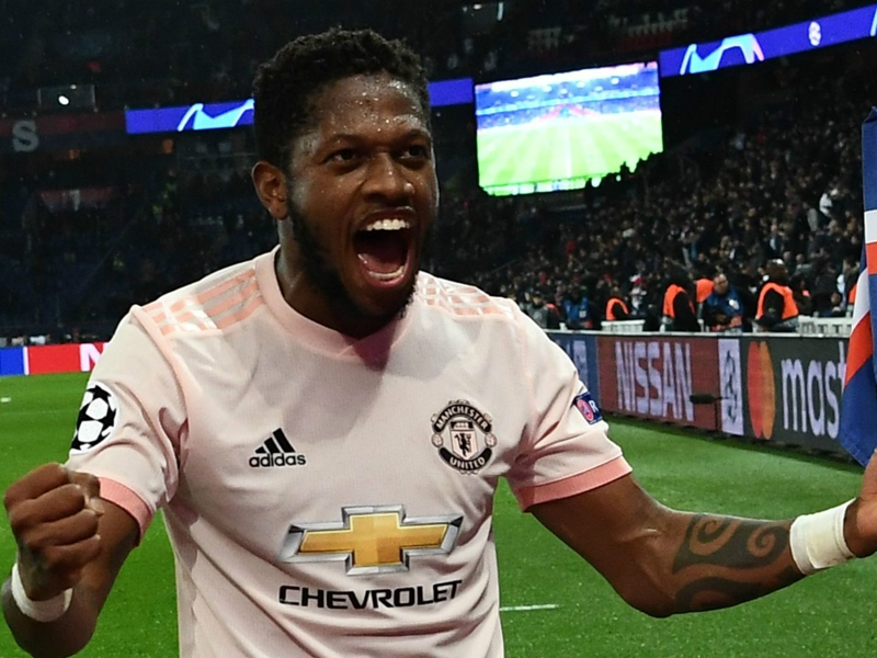 Fred determined to win FA Cup: Man Utd live to win trophies