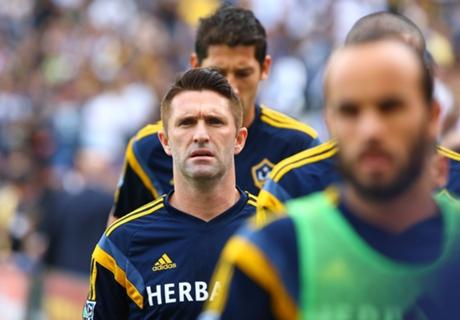 Keane mulling LA Galaxy future
