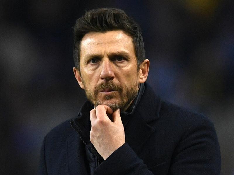 Eusebio Di Francesco's firing highlights pitfalls of Roma job