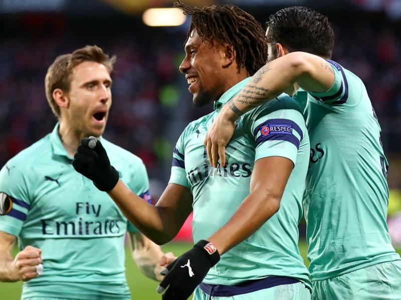 Alex Iwobi hopeful of Arsenal's comeback against Rennes